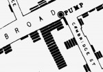 Detail from map #1 in John Snow, MCC2 (1855).